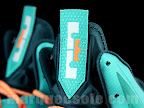 nike lebron 10 gr miami dolphins 1 06 Gallery: Nike LeBron X Miami Setting or Dolphins if you Like