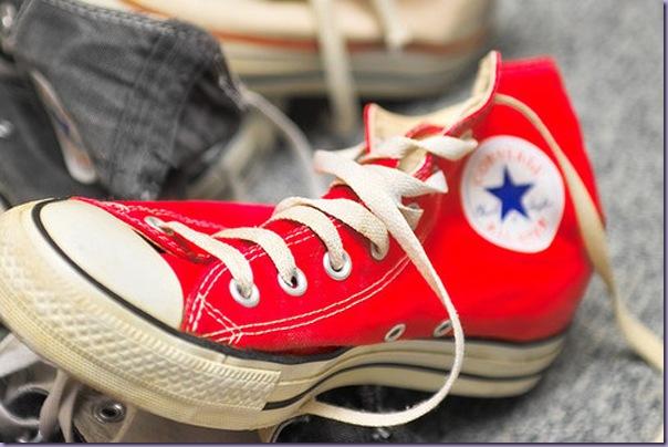 Tênis-All-Star-Vermelho