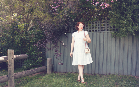 A stroll down the laneway | Lavender & Twill