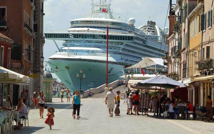 Das Venedig Prinzip: Zum Disneyland verurteilt