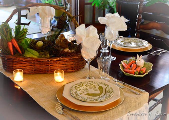 Easter at Lavender & Linen 127