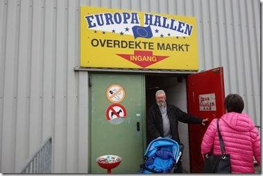EUROPA HALLEN Overdekte Markt , Delften 23<br />2390 Westmalle