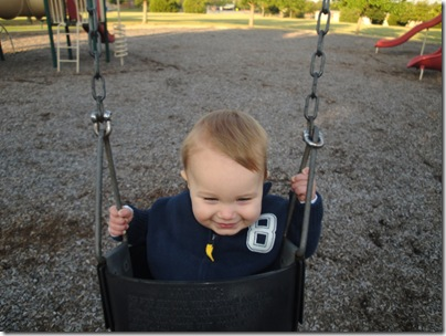 3.  Swinging