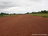 – Piste de l'aérodrome de Loukolela en République du Congo. Radio Okapi/ Ph. Don John Bompengo