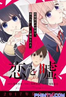 Koi To Uso - Phim Nhật Bản