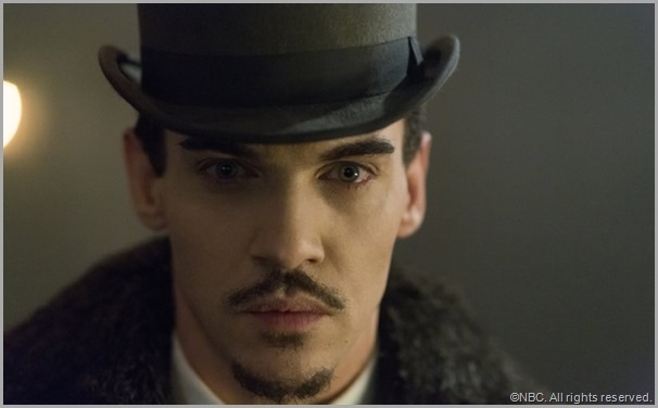Jonathan Rhys Meyers stars in DRACULA. CLICK to visit the official show site.