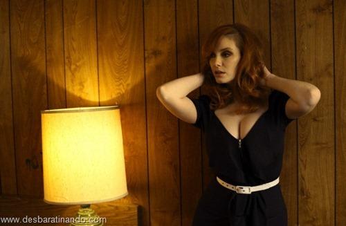 Christina Hendricks linda sensual sexy sedutora decote peito desbaratinando (45)