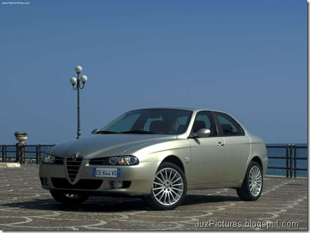 Alfa Romeo 156 2.4 JTD (2003)