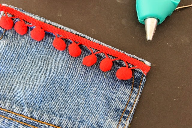 jean crafts #bluejeans #crafts