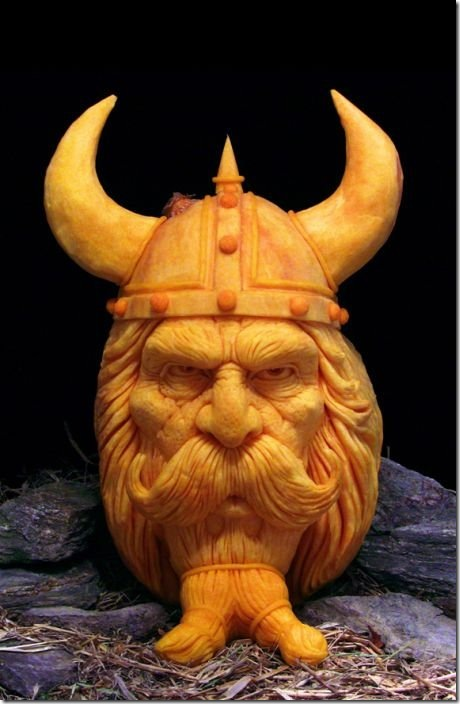 awesome pumpkin carving 28