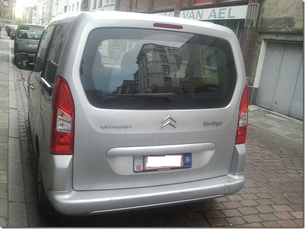 Citroen Berlingo 3