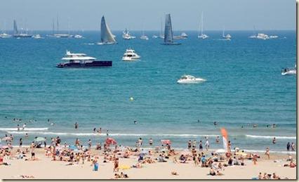 Playa de L'Arbre del Gos -