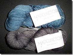 Madelinetosh Vintage - Loopy Ewe - January 12