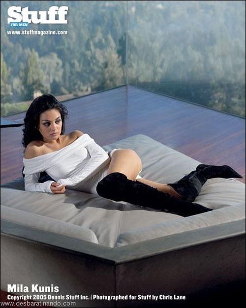 mila kunis linda sensual sexy pictures photos fotos best desbaratinando  (5)