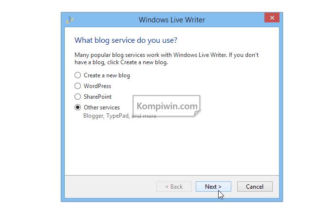 cara-menulis-dan-menerbitkan-postingan-blog-dengan-windows-live-writer 001