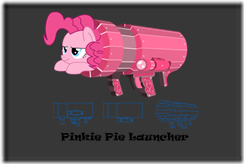 pinkie_pie_launcher_by_flamingo1986-d3gluka