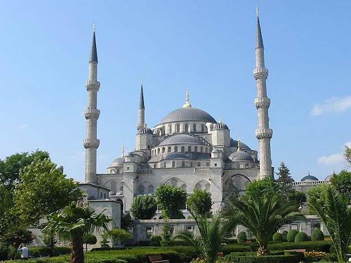 Istanbul Süleymaniye moskee