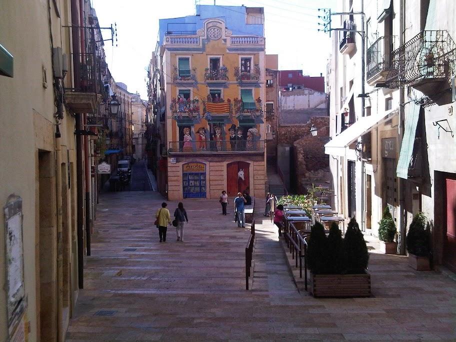 Plaça Dels Sedassos, Tarragona