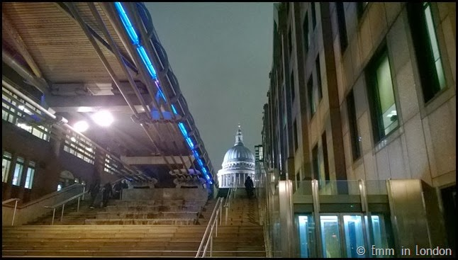 Steps to St Pauls