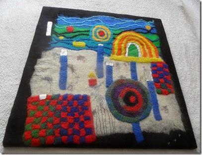 Ingrids Hommage an Hundertwasser