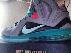 nike lebron 9 ps elite grey candy pink 2 08 LeBron 9 P.S. Elite Miami Vice Official Images & Release Date