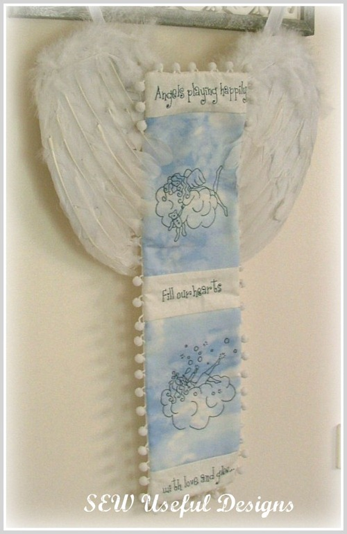 Angel feather wings 3 pic