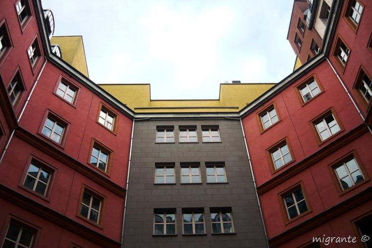 patio - aldo rossi en berlin
