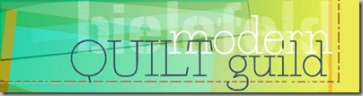 Banner modern Quilt guild_k