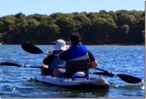 Don Sharon kayak