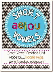 shortvowels