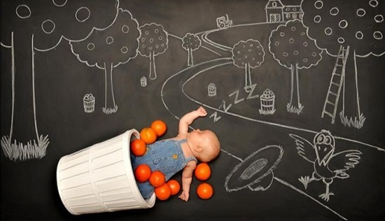 Quadro e bebê (4)
