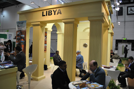 World Tourism Market: Stand Libia