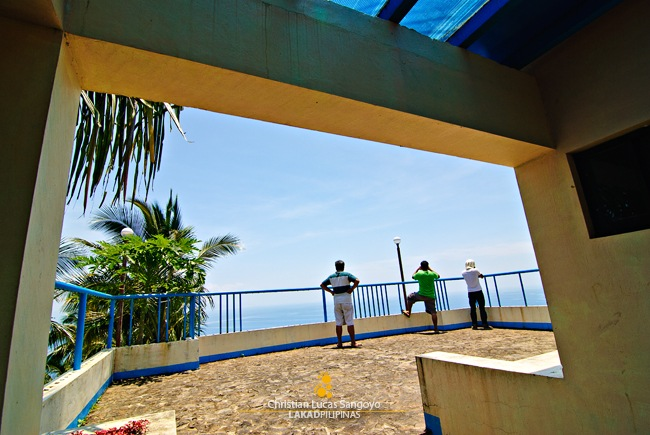 Sagñay View Deck