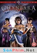 Chanbara Vũ Nữ Thoát Y