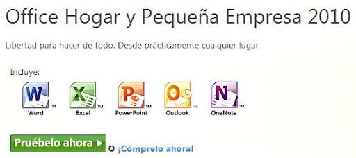 Office 2010 en español