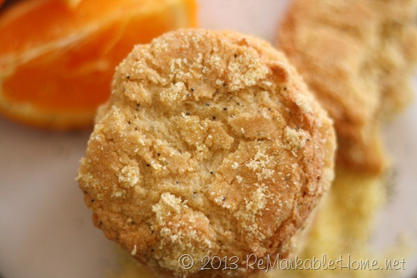 Cookie of the Week- Orange Poppyseed Snickerdoodles {ReMarkableHome.net}