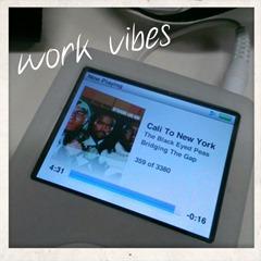 work vibes