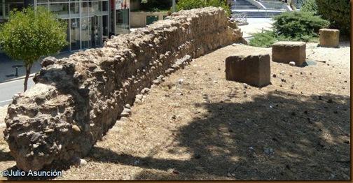 restos del anfiteatro romano - Calahorra