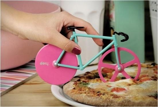 Cortador de pizza bicicleta 03