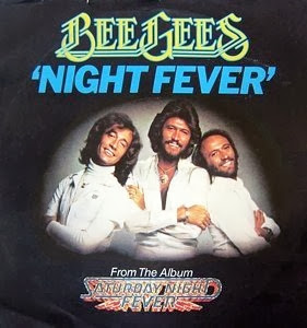 Bee Gees - Night Fever - Single