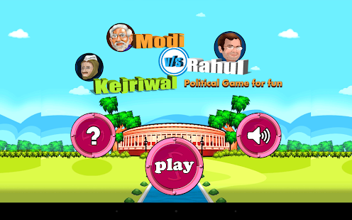 Modi Rahul Kejriwal (Fun Game) APK for Bluestacks