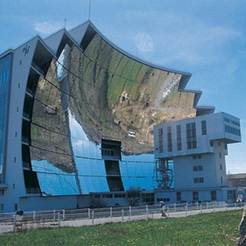 El aprovechamiento de Energía Solar Térmica de forma pasiva y activa