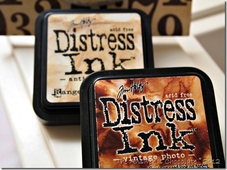 Ranger Distress Inks