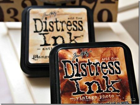 Ranger Distress Inks
