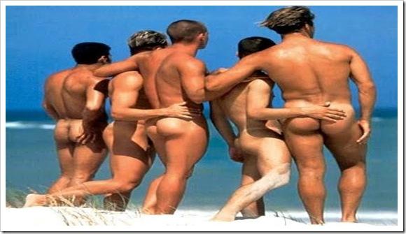 Nudismo gay