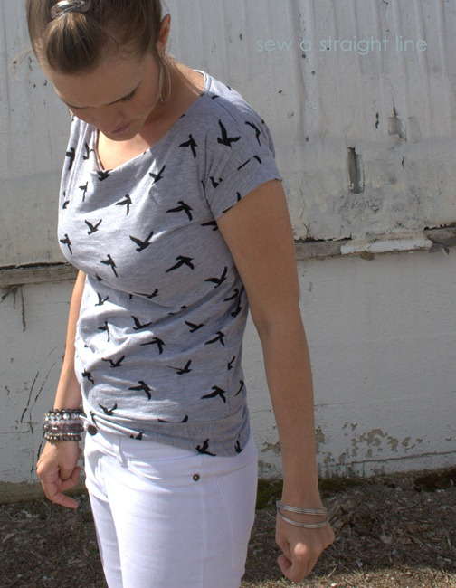 bird shirt full