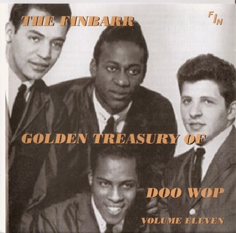 Finbarr Golden Treasury of Doo-Wop Volume 11 - Front