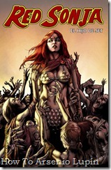 P00002 - RED SONJA - El Hijo de Set