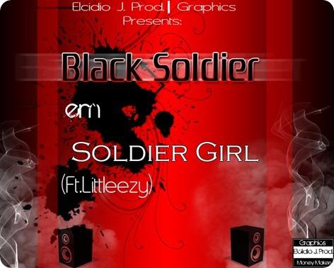 Black Soldier 1