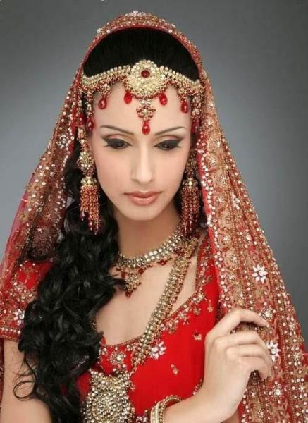 Beautiful Indian Wedding Hairstyles